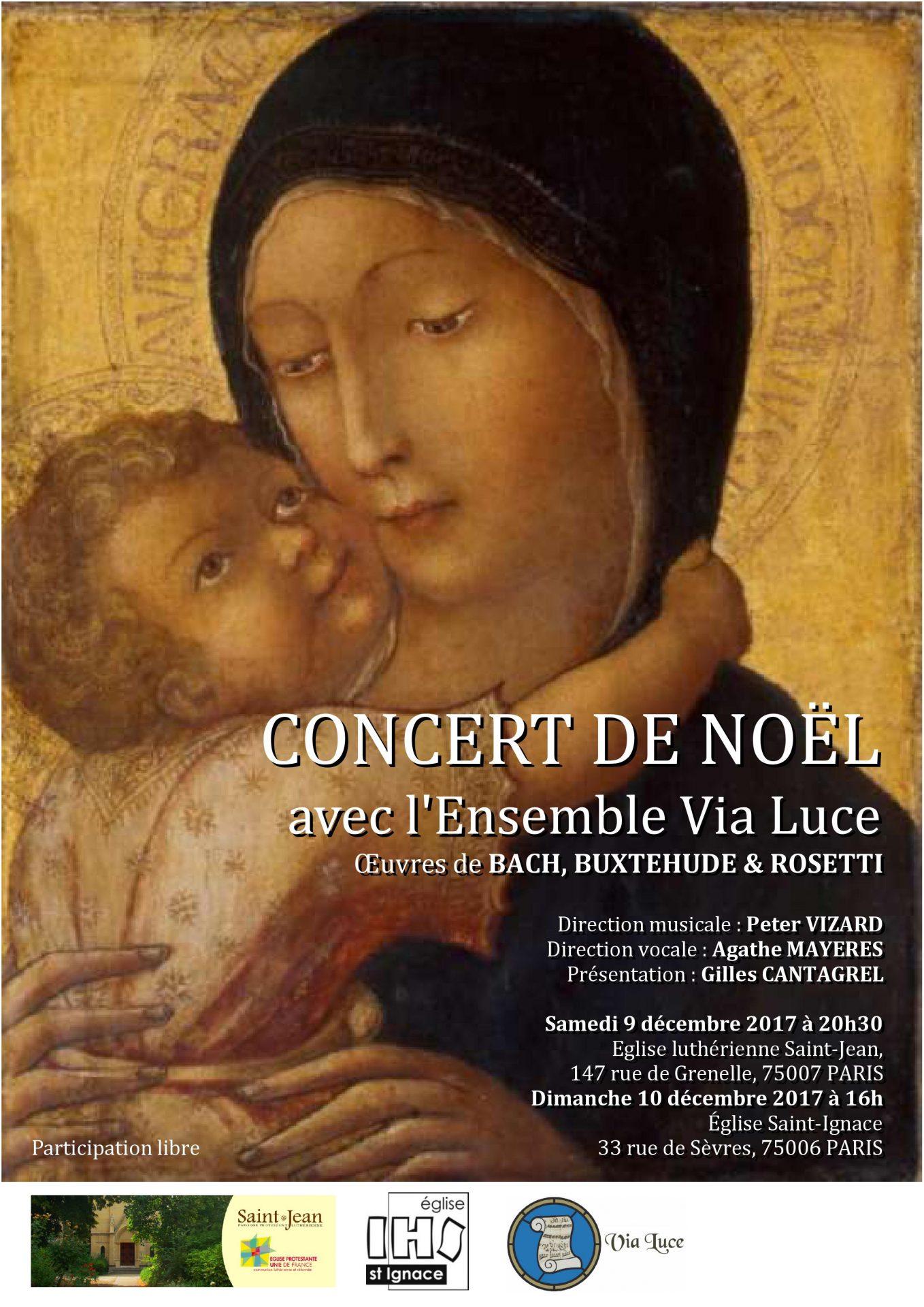 Concert Via Luce 20171209