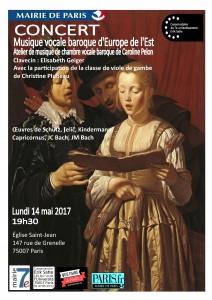 14-5-18 Musique vocale baroque
