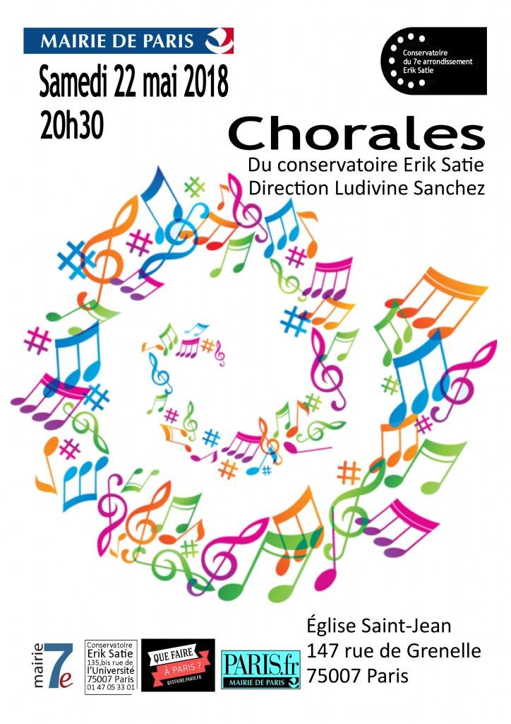 22-5-18 chorales -