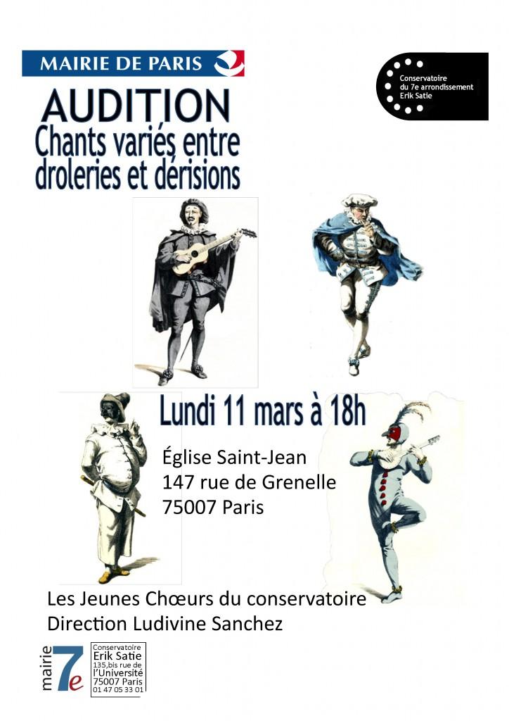 11-03-19 chant Ludivine S