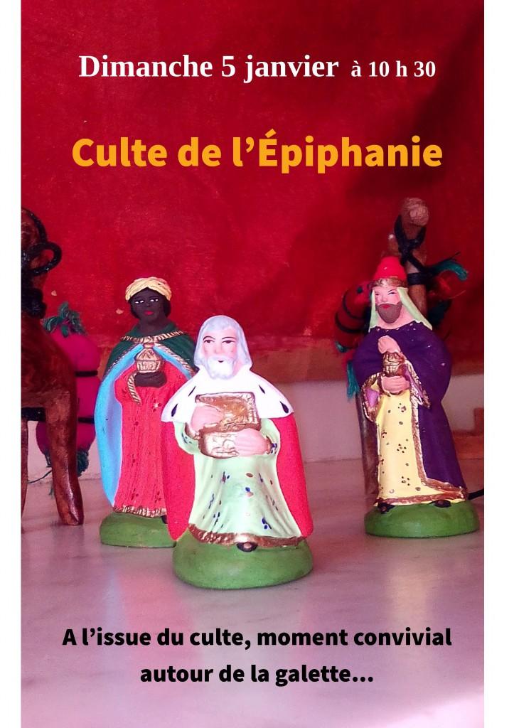 affiche Epiphanie 2020